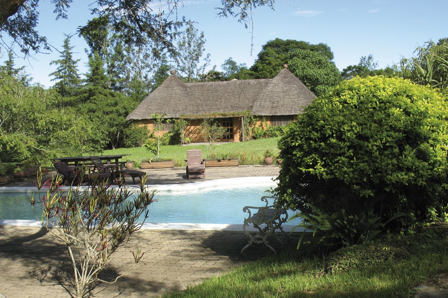 Ngurdoto lodge arusha national park